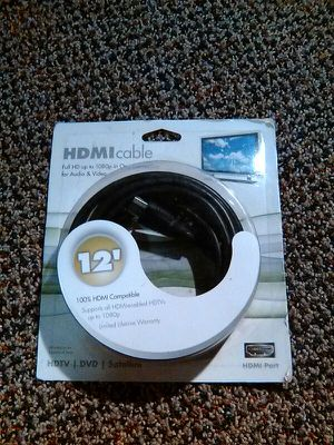 Hdmi cord for Sale in Cleveland, OH