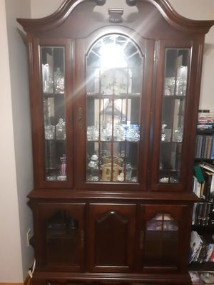 Wooden Hutch for Sale in Akron, OH