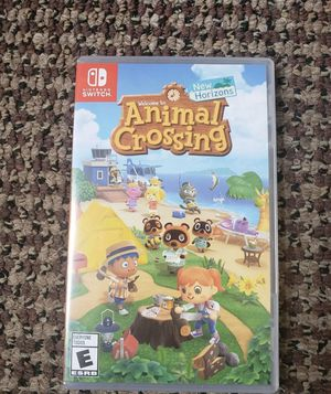 Animal Crossing Nintendo Switch Game for Sale in Henderson, NC