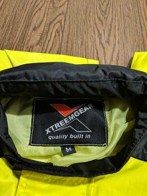 Xtreme Gear one piece motorcycle rain suit Medium size for Sale in Phoenix, AZ