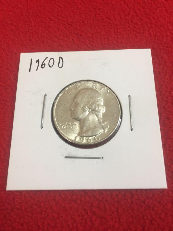 Washington Silver Quarter Lot 011
