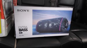 Sony Extra Bass bluetooth speaker for Sale in Dade City, FL