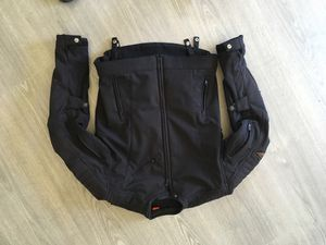 Street and Steel Armored motorcycle jacket- men's small for Sale in San Diego, CA