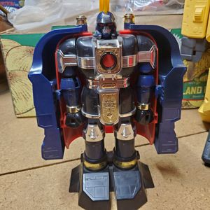 "Auric The Conqueror Zord Vintage Bandai Power Rangers Zeo 5"" Action Figure 1996 for Sale in Independence, OH"