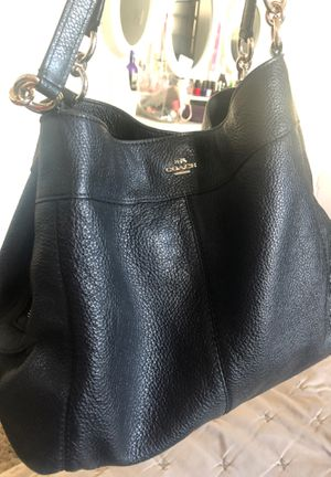 Coach Bag/Purse black like NEW for Sale in SUNNY ISL BCH, FL
