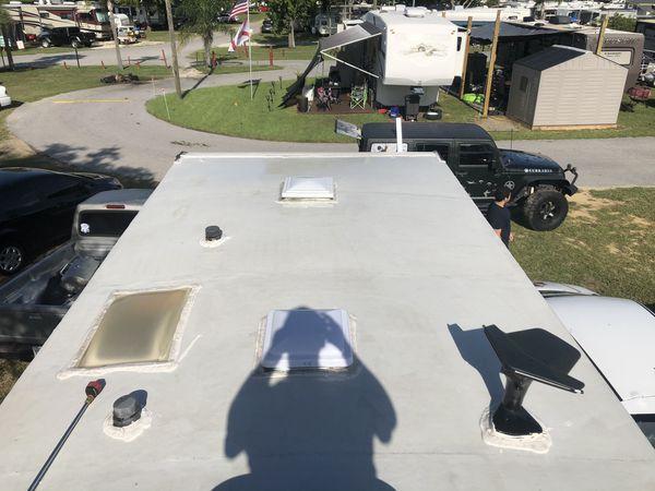Motorhome RV Camper AC