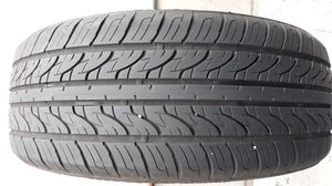 1 TIRE 215 /55ZR16 VERCELLI . WITH ABOUT 75% TREAD REMAINING. for Sale in Henderson, NV
