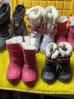 SNOW BOOTS -15$ A Pair for Sale in Philadelphia,  PA