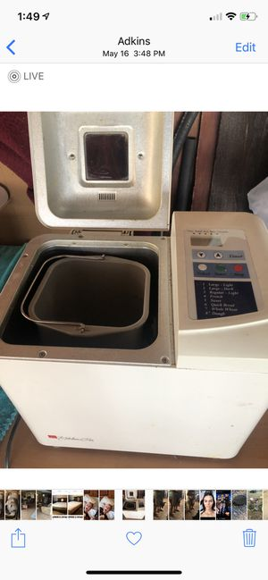 Bread Maker for Sale in Adkins, TX