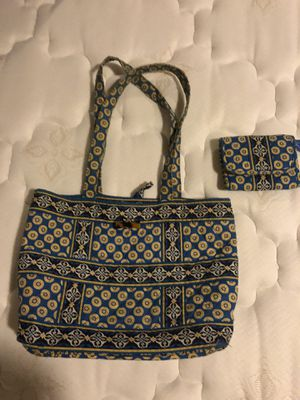 Vera Bradley purse and wallet for Sale in Charlottesville, VA