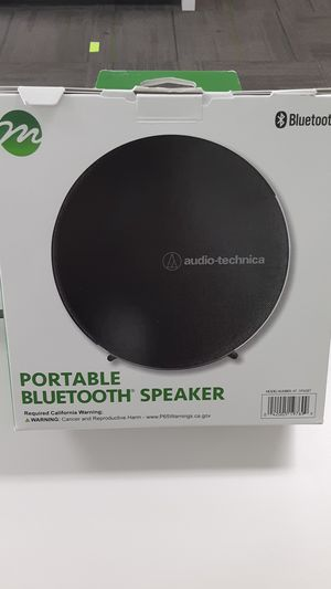 Portable Bluetooth speaker for Sale in San Angelo, TX