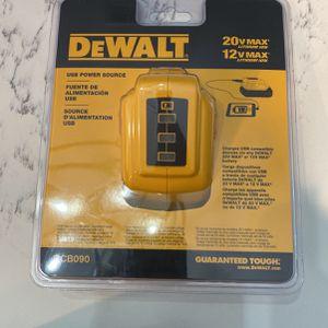 Dewalt USB Power Source for Sale in Phoenix, AZ