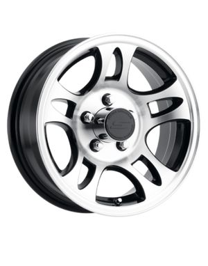 "15"" x 6"" Trailer Sendel T-03 wheels rims with 225/75/15 Radial Tires 5x114.3 NEW for Sale in Sevierville, TN"