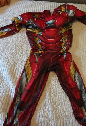 Iron man costume 3t / 4t for Halloween ! for Sale in Orlando, FL