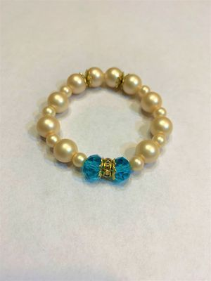 Pearl Bracelet for young girls or teenage girls for Sale in Peoria, IL