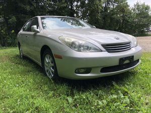 2004 Lexus ES330 ONE OWNER CAR for Sale in Wolcott, CT