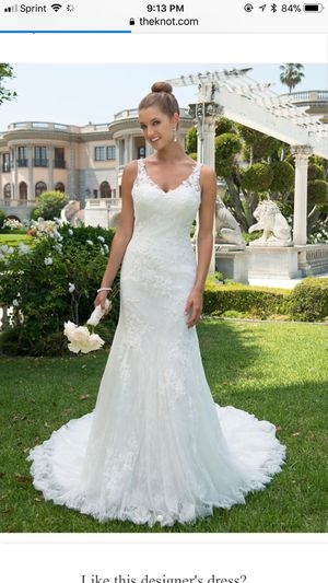 Venus Bridal wedding Dress for Sale in Kyle, TX