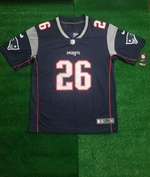 NEW ENGLAND PATRIOTS FOOTBALL JERSEY for Sale in Fontana, CA
