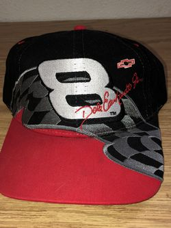 NASCAR Dale Earnhardt Jr Suede cap 🏎🏁 for Sale in Madera,  CA