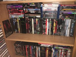 DVD collection a lot of horror for Sale in Miami, FL