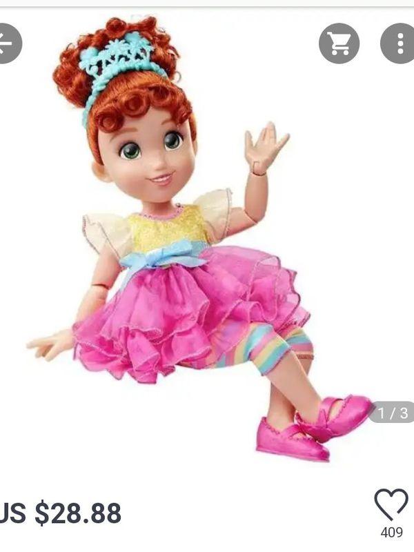 Disney's poseable Nancy