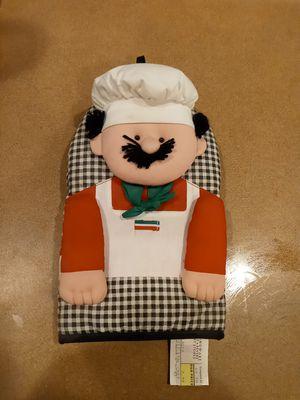 Pot holder Italian man $2 for Sale in Avondale, AZ