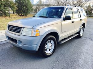 2002 FORD EXPLORER 4WD XLS- NEW TIRES / CHEAP TRUCK! for Sale in Chevy Chase, MD