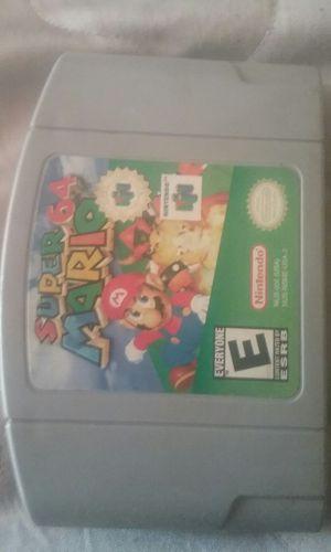 Super Mario 64 for Sale in Glendale, AZ