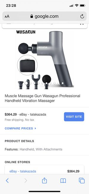 Massage gun for Sale in Philadelphia, PA