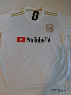 LAFC soccer jerseys L XL for Sale in Los Angeles, CA
