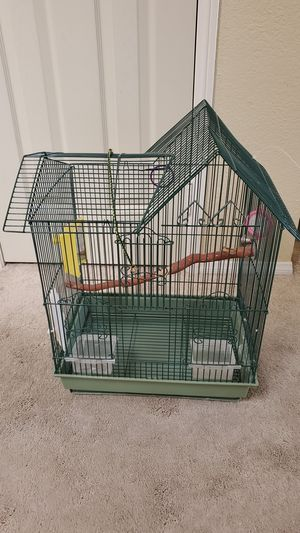 Bird Cage BirdCage Mint Condition Plus Extras for Sale in Escondido, CA