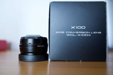 Fujifilm WCLx100 ii for Sale in Fountain Valley,  CA