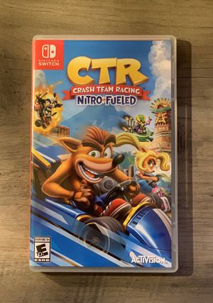 Crash Team Racing Nitro-Fueled for Sale in Lombard, IL
