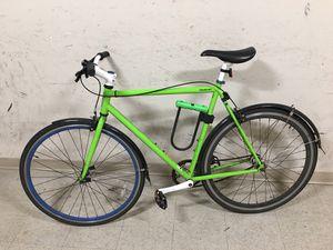 Jamis Beatnik Fixie Bike 2016, pure lime, size 51 for Sale in Boston, MA