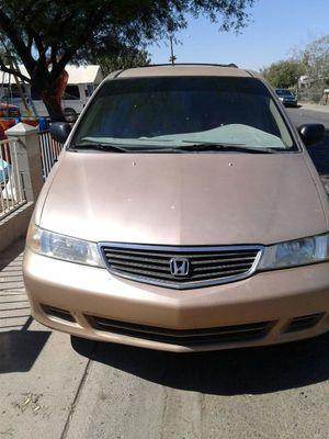 1999 honda odyssey mini van for Sale in Phoenix, AZ