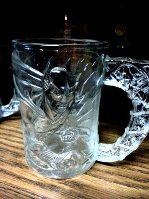 1995 BATMAN FOREVER MCDONALDS COLLECTIBLE GLASSES for Sale in Chicago, IL
