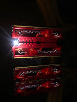 Ripjaws x DDR3 ram 1600mh for Sale in Carnation, WA