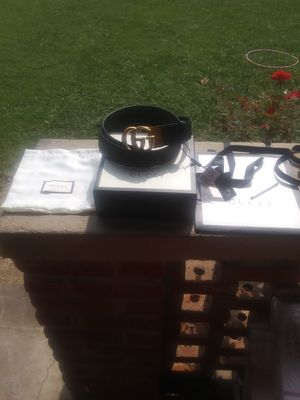 Brand New Gucci Belt with Bag and Box Never Worn for Sale in Oklahoma City, OK