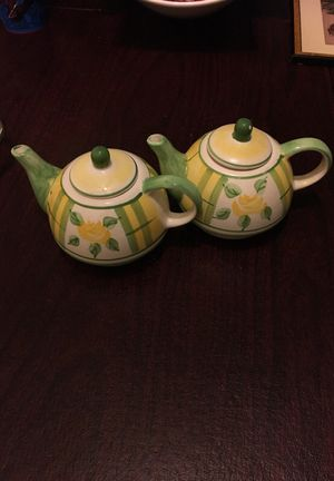Royal Norfolk tea pot for Sale in Germantown, MD