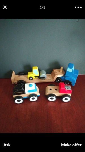Wood cars 🚗 for Sale in Dallas, TX