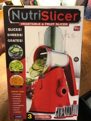 Free NutriSlicer for Sale in Abingdon, MD