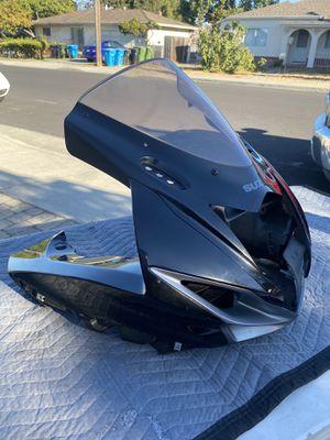 2011 GSXR 600 750 OEM fairings for Sale in San Jose, CA