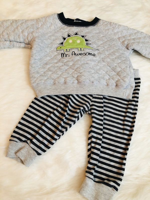 Baby Gear 2PC Outfit *3-6 Months