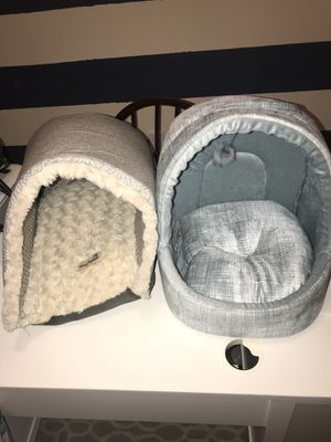 Plush Cat Beds for Sale in Houston, TX