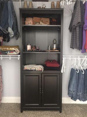 Bookcase or closet storage for Sale in Christiana, TN