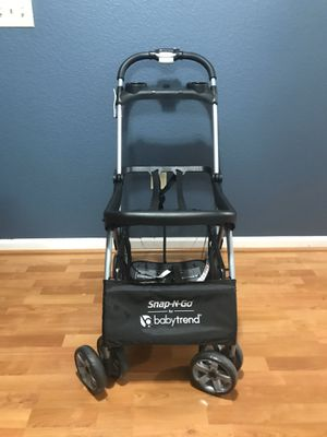 Baby trend Snap n Go universal stroller for Sale in Houston, TX