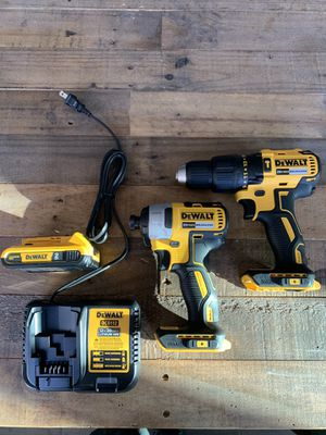 Dewalt Brand New Impact Driver and Hammer Drill for Sale in Tempe, AZ