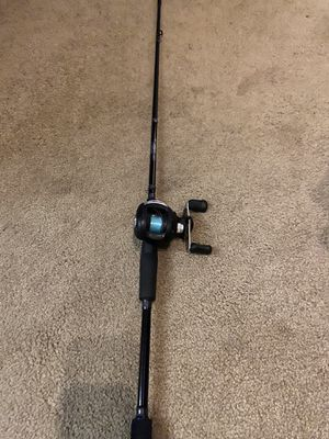 Baitcasting rod and reel for Sale in Fresno, CA