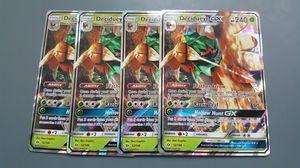Decidueye GX Play Set Pokemon Cards for Sale in Phoenix, AZ