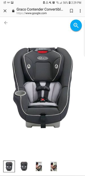 Graco Convertible 8 position car seat. for Sale in Jersey City, NJ